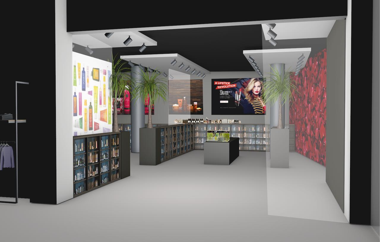 Interieur Inrichting Galerie : Galerie heimann